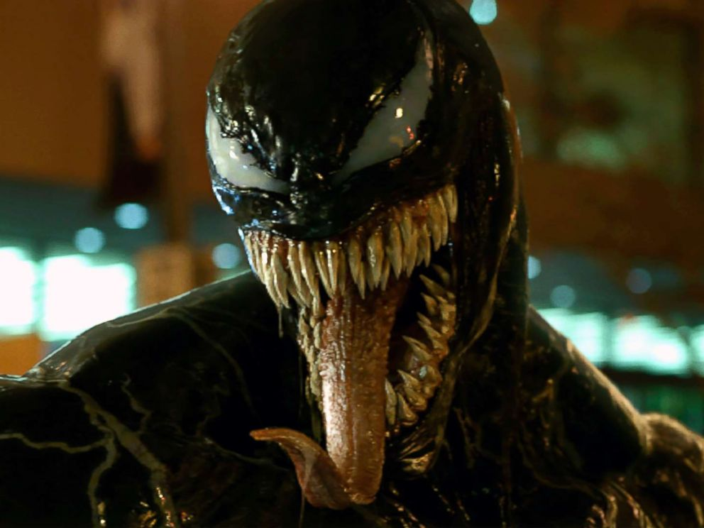 PHOTO: A scene from Venom.