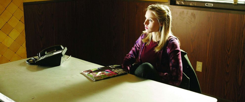 "PHOTO: Kristen Bell appears in an episode of ""Veronica Mars."""