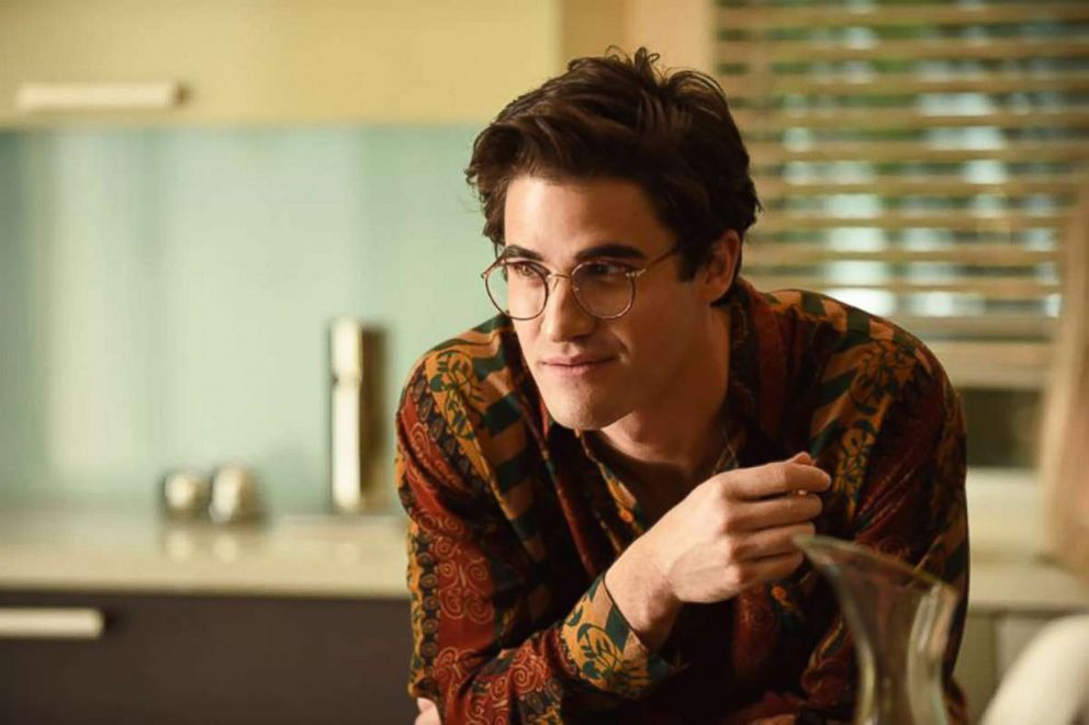 PHOTO: Darren Criss stars in FXs series Versace.