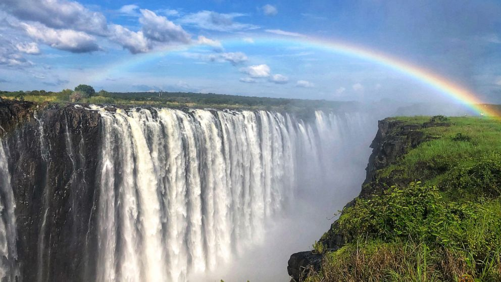 Extraordinary Earth: What Victoria Falls can teach us ...