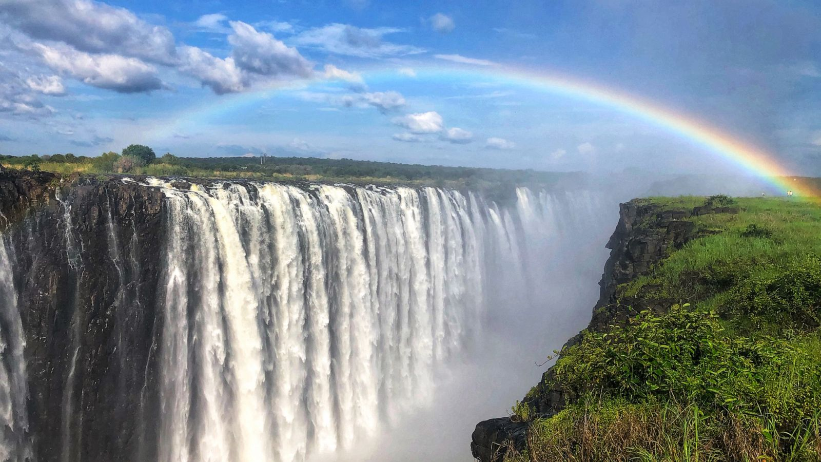 Extraordinary Earth: What Victoria Falls can teach us about the ...