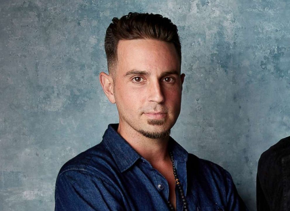 PHOTO: Wade Robson poses for a portrait at the Sundance Film Festival in Park City, Utah, Jan. 24, 2019, to promote the film, Leaving Neverland.