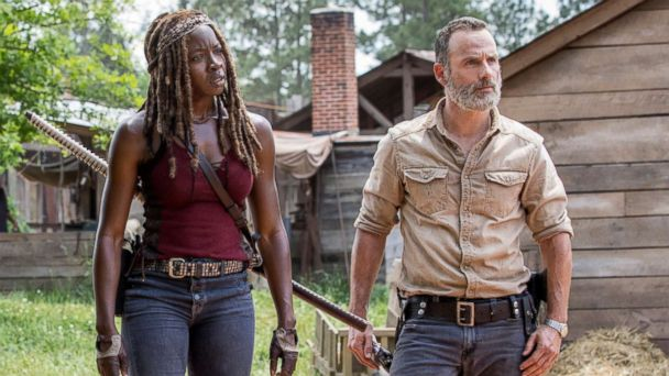 What to expect from Andrew Lincoln's last season on 'The Walking Dead'
