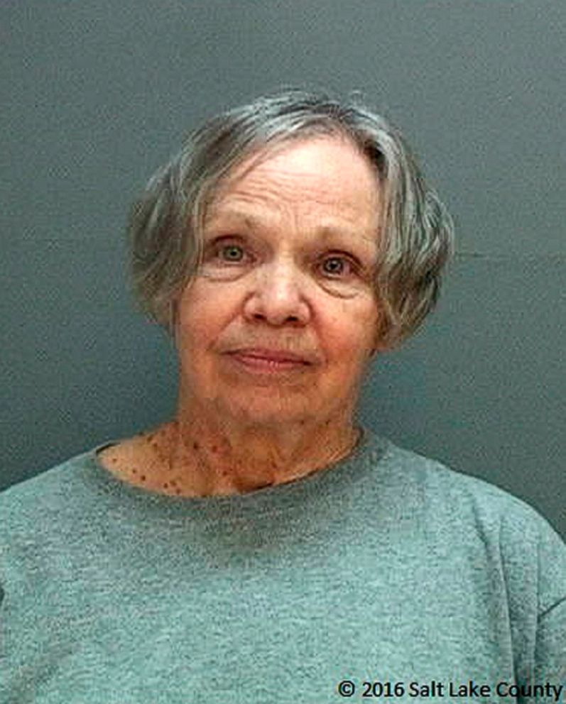 PHOTO: This 2016 file photo provided by the Salt Lake County Sheriffs Office shows Wanda Barzee.