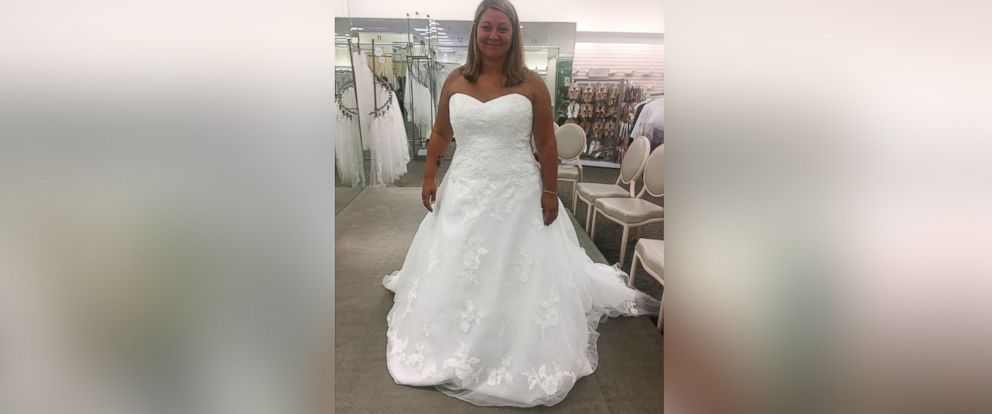 How this bride dropped 60 pounds before her wedding day - ABC News