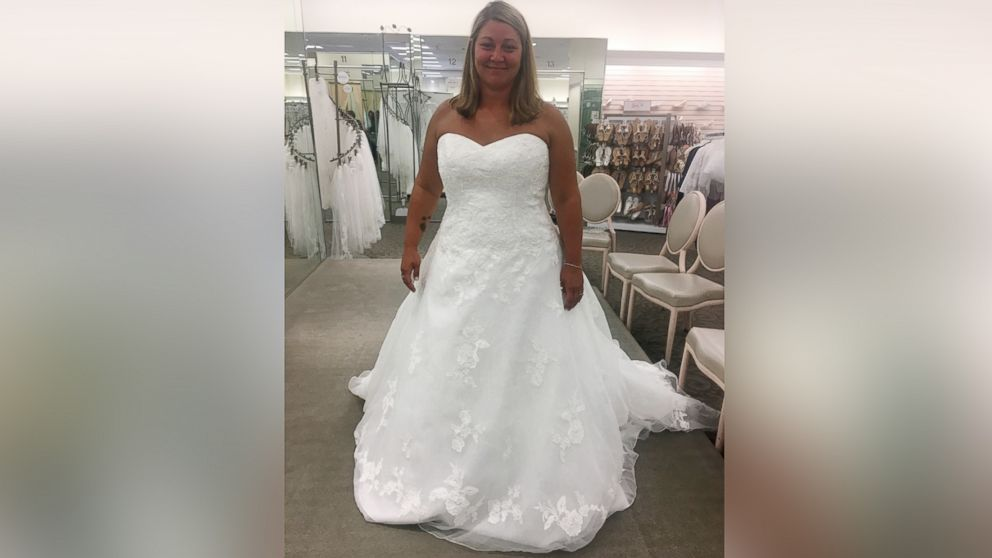 How this bride dropped 60 pounds before her wedding day | GMA