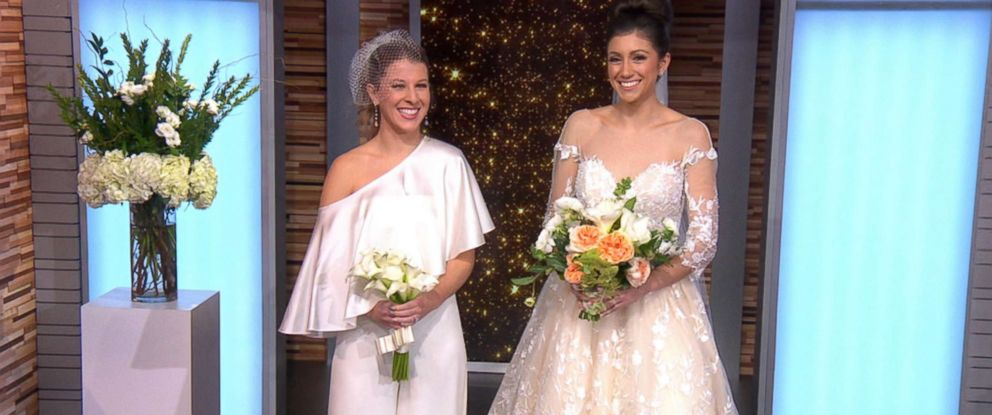 """PHOTO: """"Good Morning America"""" style contributor Jessica Mulroney, who breaks down the perfect bridal looks for every type of wedding."""