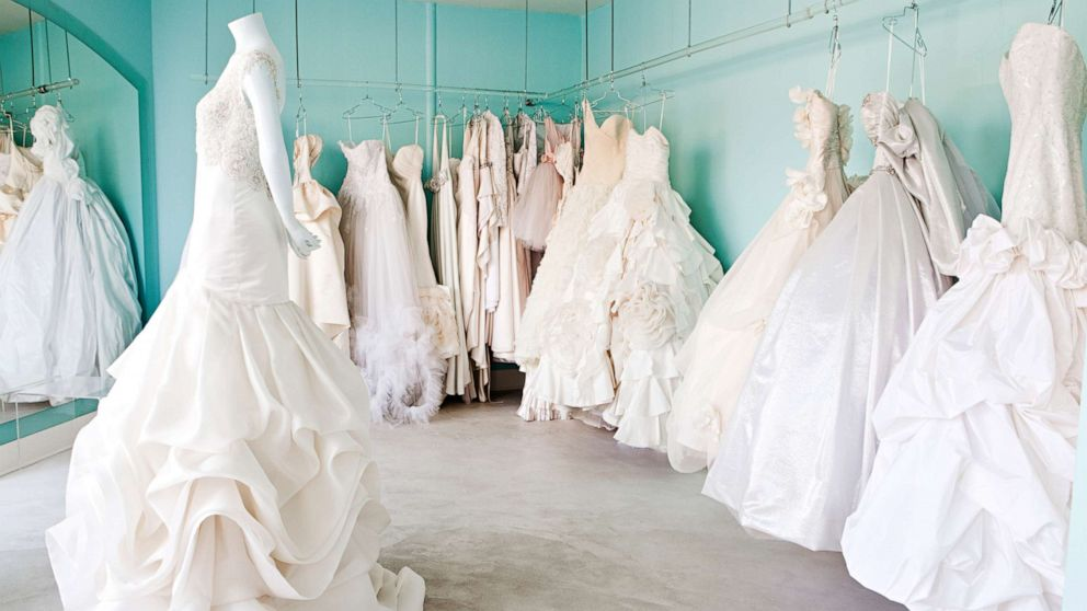 Consignment Wedding Dresses.5 Websites For Buying Or Selling Gorgeous Used Wedding Dresses Gma