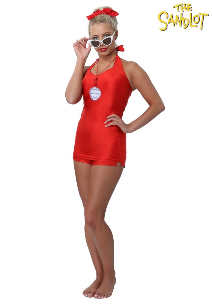 PHOTO: The Wendy Peffercorn adult Sandlot costume is available for $34.99.