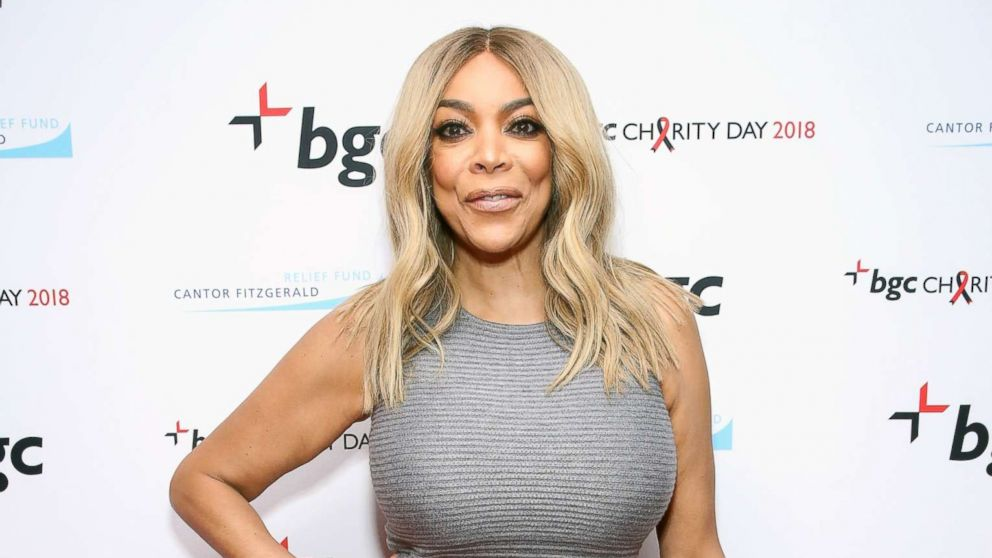 Wendy Williams Reveals On Her Show That She Has Been Living In A Sober House - Abc News-3983
