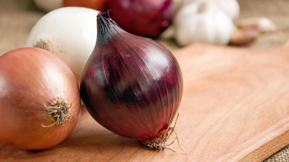 Fresh whole onions linked to salmonella outbreak in 37 states: CDC