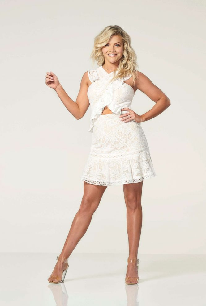 """Witney Carson from """"Dancing with the Stars: Juniors,"""" is pictured."""