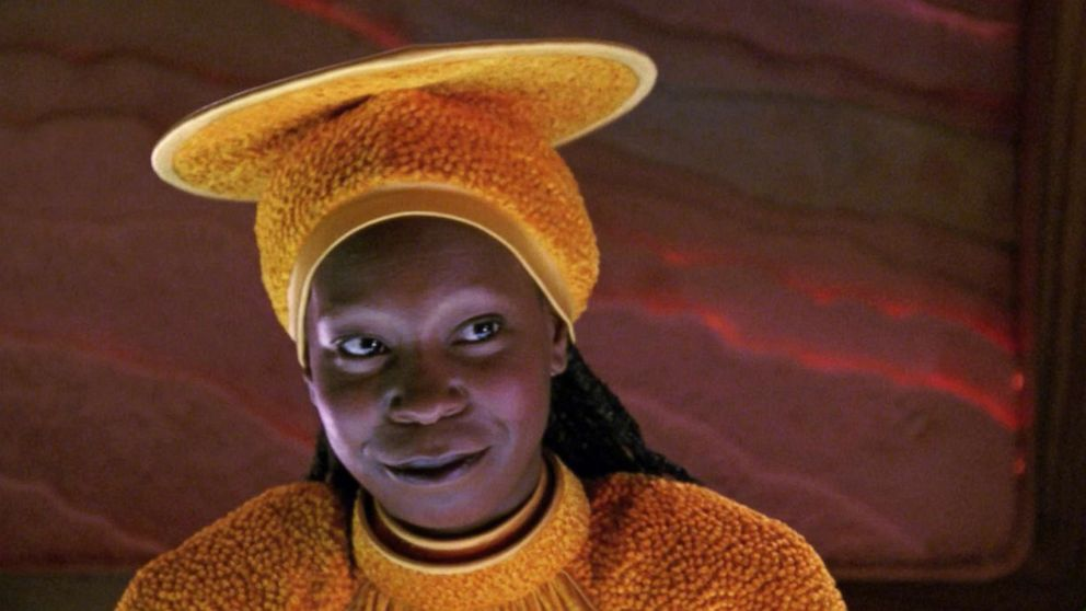 Whoopi Goldberg accepts Patrick Stewart's invitation to reprise her 'Star Trek' role on 'Picard'