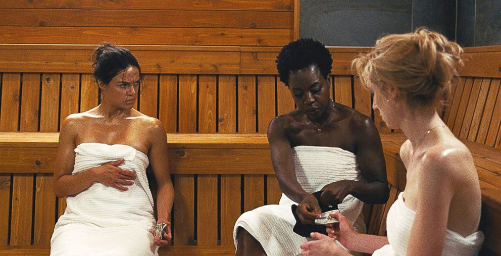 PHOTO: A scene from Widows.