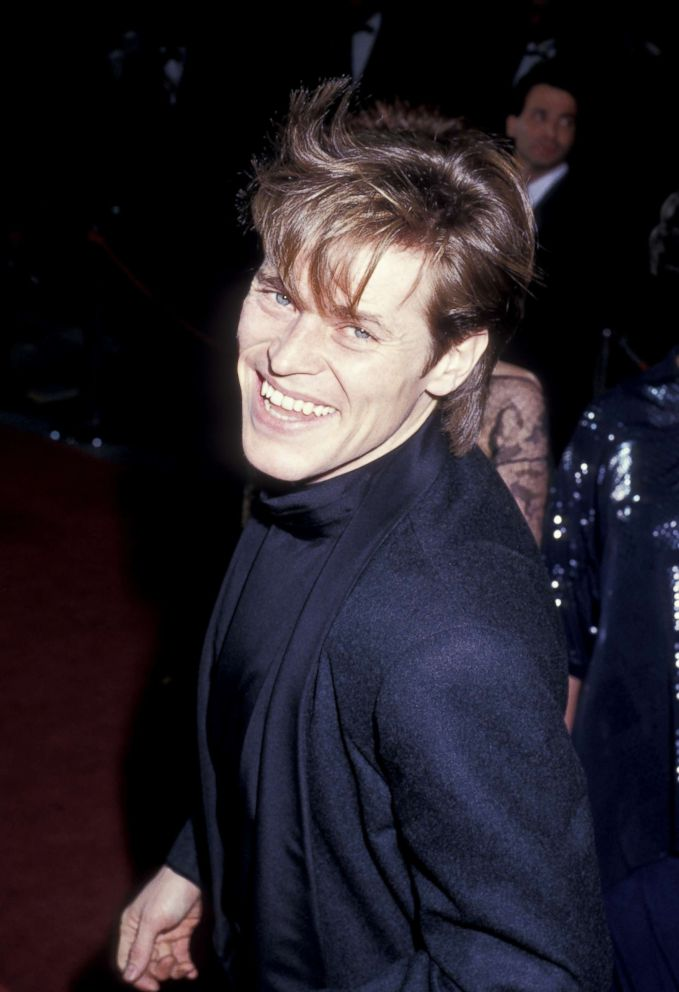 PHOTO: Willem DaFoe during 59th Annual Academy Awards at Shrine Auditorium in Los Angeles.