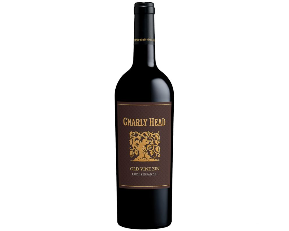PHOTO: Gnarly Head Old Vine Zinfandel boasts full flavor that amplifies the taste of Thanksgiving, especially turkey!