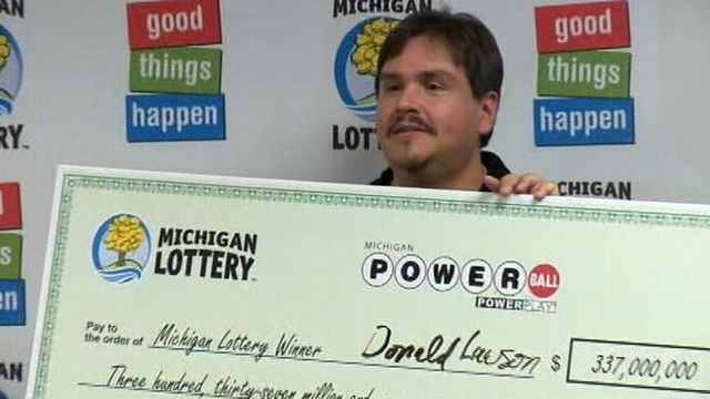 Michigan 337 Million Powerball Winner Told Whole Family To Retire