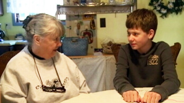 VIDEO: Noah Lamaides online campaign prevented a Wisconsin home foreclosure.