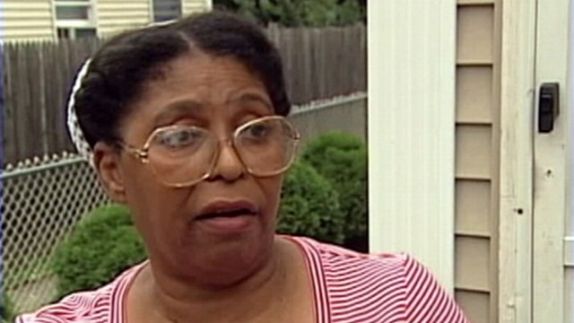 Grandmother Chases Off Naked Intruder - YouTube