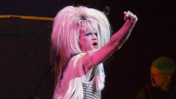 """VIDEO: Neil Patrick Harris says he was in character while cursing during a performance of """"Hedwig and the Angry Inch."""""""