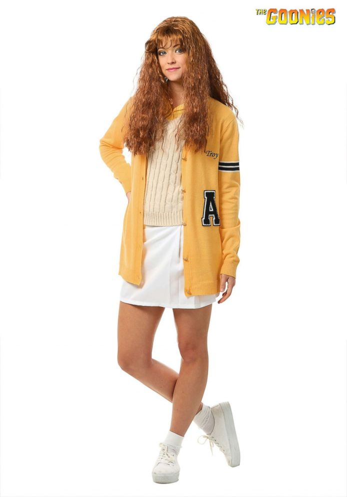 PHOTO: The Goonies women's Andy costume is available for $59.99.
