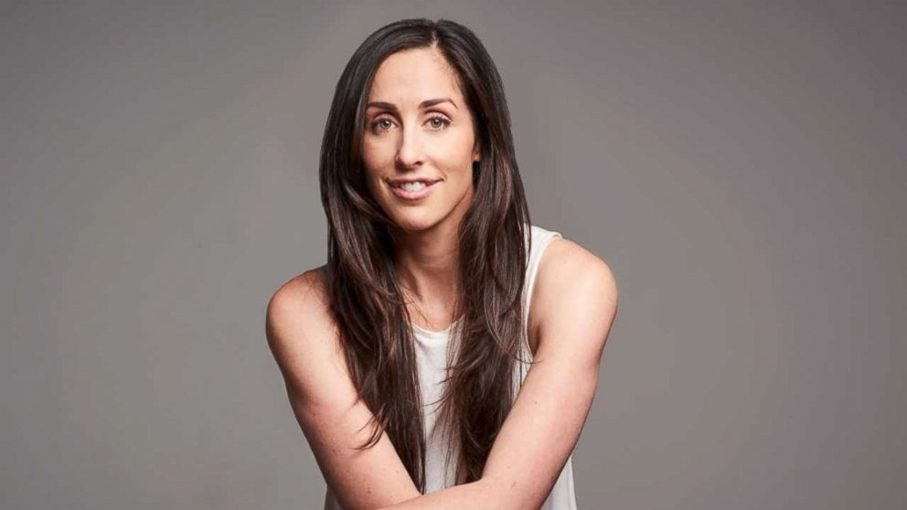 """Catherine Reitman, creator of the Netflix comedy """"Workin' Moms,"""" chatted with """"Good Morning America"""" about her new show."""