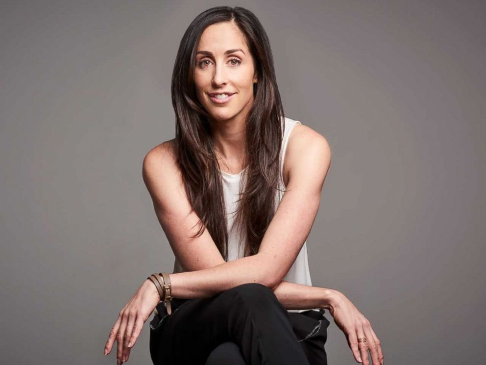 PHOTO: Catherine Reitman, creator of the Netflix comedy Workin Moms, chatted with Good Morning America about her new show.