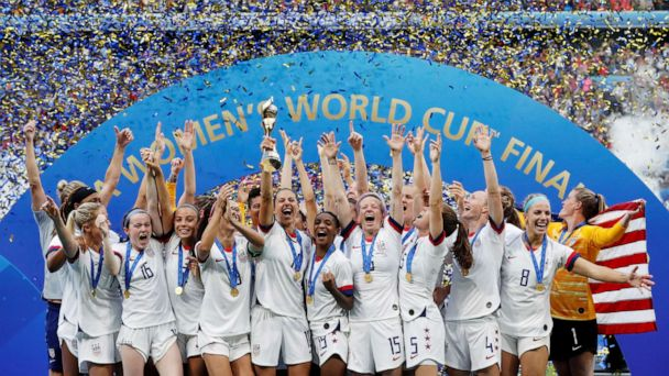How tracking their periods helped USA women's soccer team win the World Cup