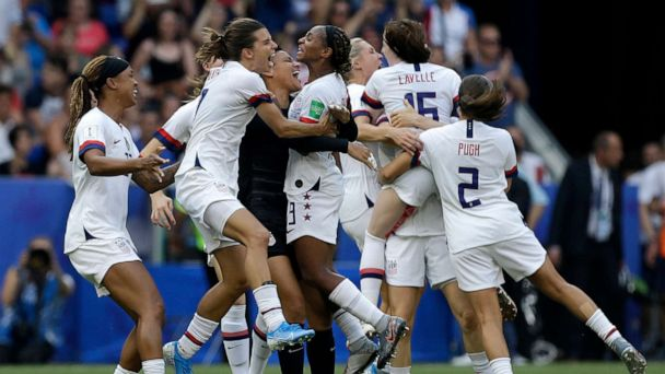 USWNT used innovative period tracking to help player performance at World Cup