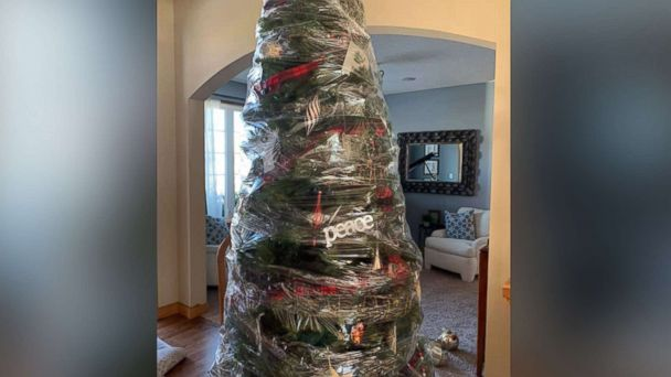 This Christmas tree hack is your 2019 #goals