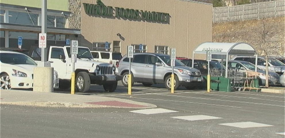 VIDEO: The cash was found in the parking lot of a Conn., Whole Foods.