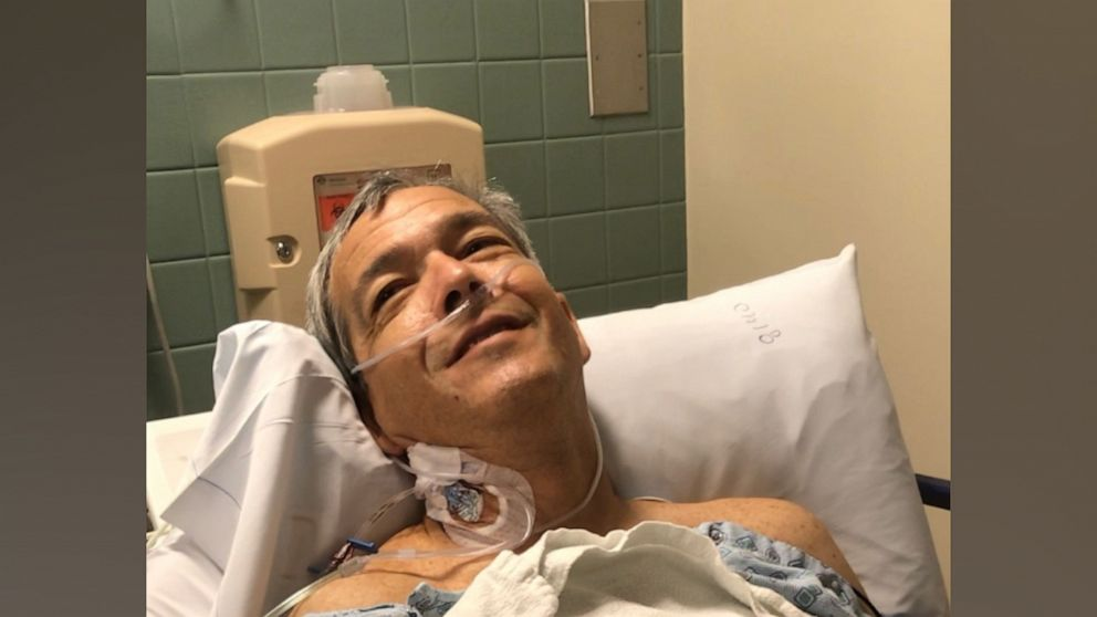 PHOTO: Moore doesnt have to be on dialysis anymore.