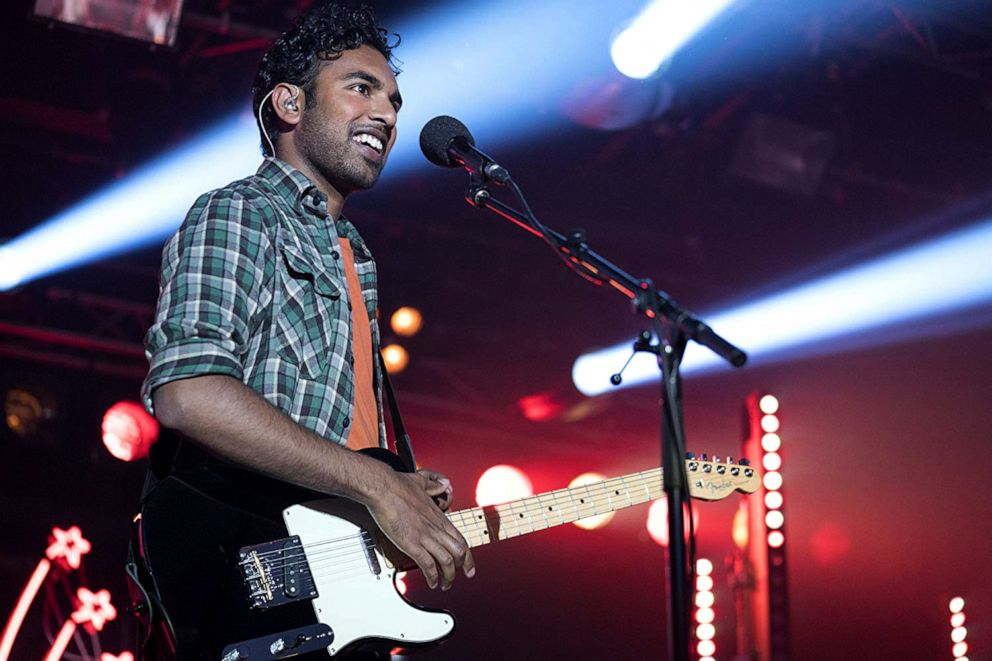 PHOTO: Himesh Patel, as Jack Malik, in a scene from Yesterday.