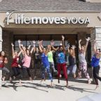 Life Moves Yoga studio in Killeen, Texas, near Fort Hood Military Base, helps military veterans and the community heal through yoga.