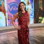 "Co-host Abby Huntsman on ""The View."""