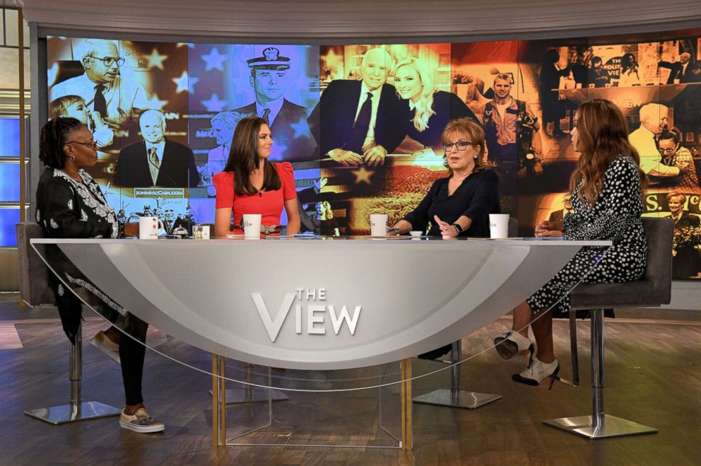 PHOTO: The View premieres with new co-host Abby Huntsman.