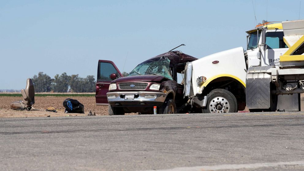 California authorities identify those injured in deadly crash near US-Mexico border