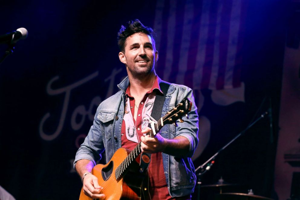 PHOTO: Jake Owen performs during Tootsies Orchid Lounge 58th annual Birthday Bash, Oct. 10, 2018, in Nashville.