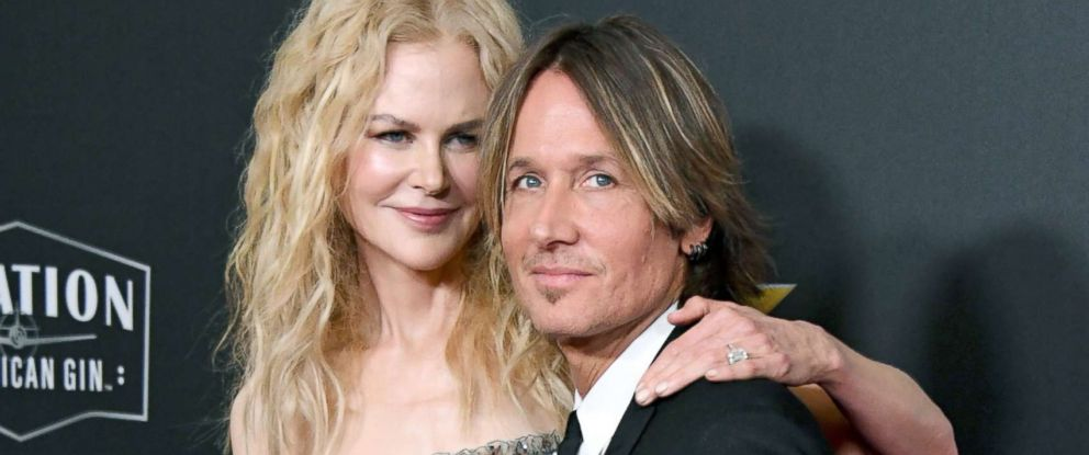 PHOTO: Nicole Kidman and Keith Urban attend the 22nd annual Hollywood Film Awards at the Beverly Hilton Hotel, Nov. 4, 2018, in Beverly Hills, Calif.