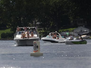 Nearly 120 people report illness after boating in lake over July 4th weekend
