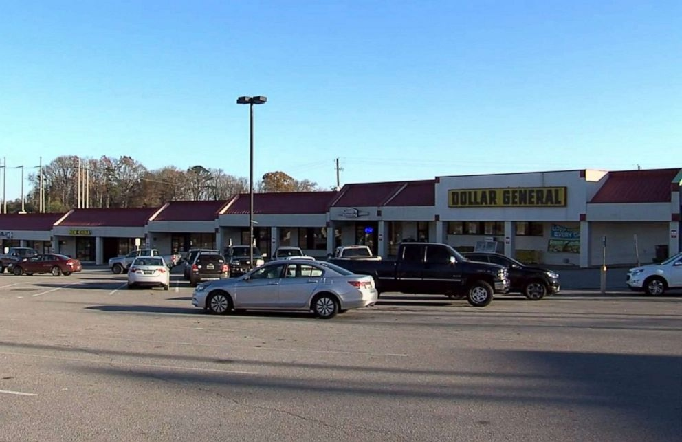 PHOTO: Marshae Jones, 27, of Birmingham, Ala., was shot outside a Dollar General store in Birmingham on Dec. 4, 2018.