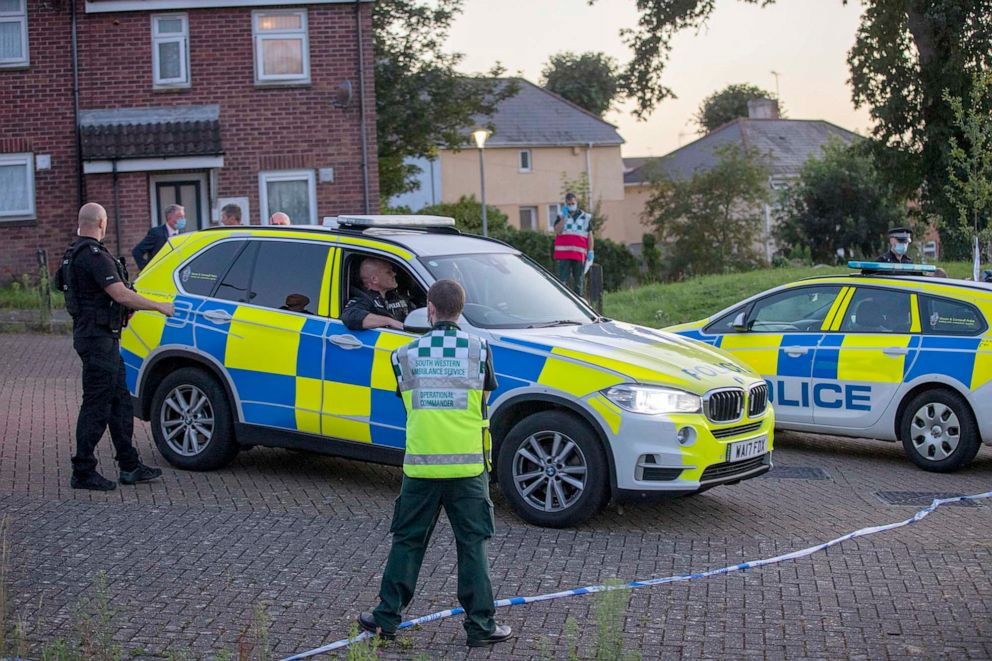 Six people are dead (suspect included) in this UK shooting