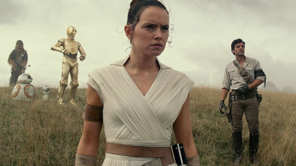 'Star Wars: The Rise of Skywalker' stars reflect on filming the saga's conclusion and the lessons they learned along the way