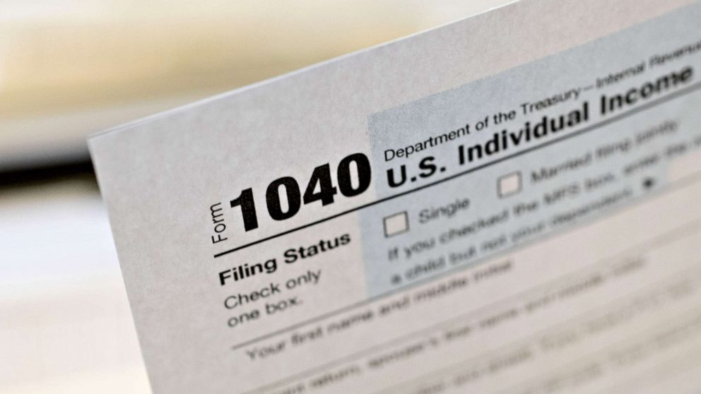 IRS delays tax filing deadline to May 17 because of COVID-related changes