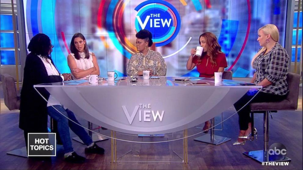"""""""The View"""" co-hosts discuss their experience with mental health."""
