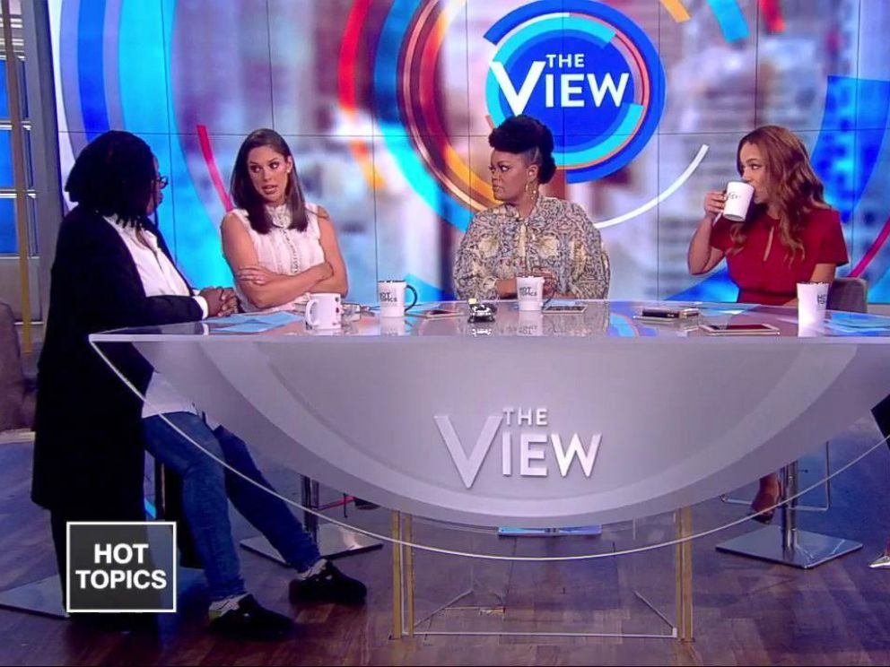 PHOTO: The View co-hosts discuss their experience with mental health.