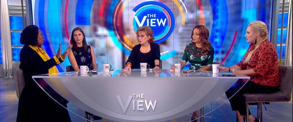 'The View' on Republicans being shamed for their beliefs ...
