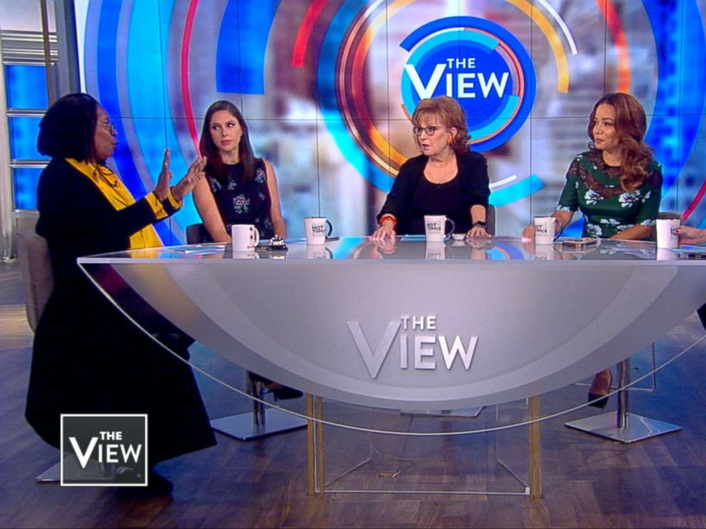 Photo The View Co Hosts Discuss Why Republicans Feel Judged For Their Beliefs
