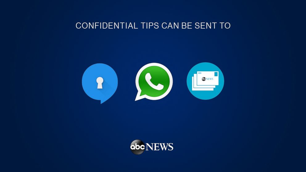 PHOTO: Here are instructions for how to share your information with our investigative journalists.