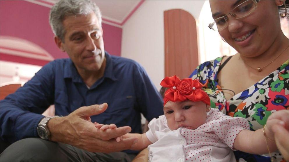 Good Morning America Zika Virus : Zika virus a tale of two mothers video abc news